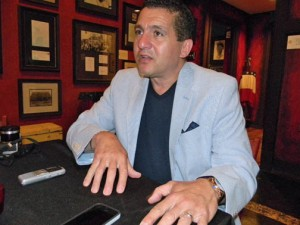 Ron Alvarado, chairman of the Pittsburgh Hispanic Chamber of Commerce.