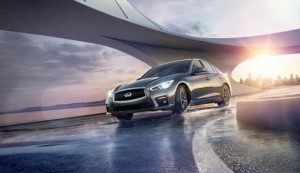 The Insurance Institute for Highway Safety recognized the Infiniti Q50 model as the 2014 Top Safety Pick.
