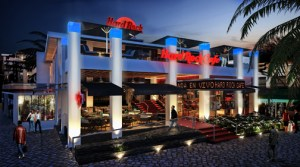 The restaurant will comprise 15,000 square feet and will offer a capacity for 300 patrons throughout two floors.