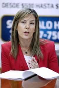 Annette Montoto, president of Microfinanzas Puerto Rico.