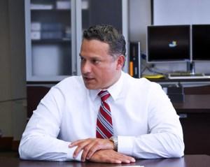 COSSEC President Daniel Rodríguez-Collazo