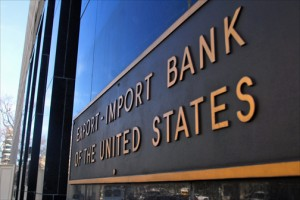 Washington headquarters of the Export-Import Bank of the United States. (Credit: Larry Luxner)