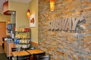 Eight local Subway restaurants got a make-over recently.