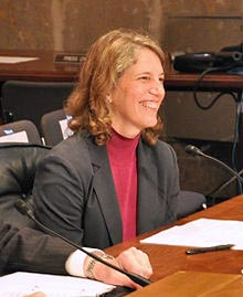 Secretary of Health and Human Services Sylvia M. Burwell (Credit: Wikipedia)