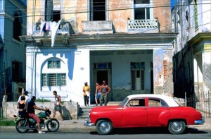 Since taking office in 2009, President Obama has taken steps aimed at supporting the ability of the Cuban people to gain greater control over their own lives and determine their country's future. (Credit: Larry Luxner)