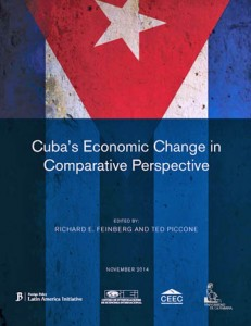 Trejos's analysis is one of six studies featured in a 120-page report issued Nov. 7 by the Brookings Institution.