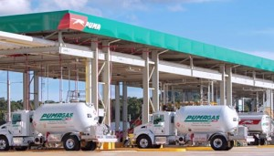 Puma Energy has invested a total of $46 million in the installation of LPG facilities at its terminal in Bayamón, and has the capacity to store 4.2 million gallons of liquefied petroleum gas.