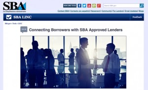 Prospective borrowers may go to https://www.sba.gov/tools/linc for information.