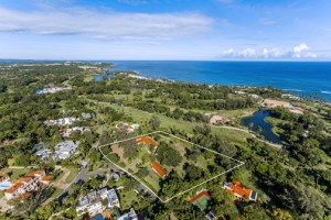 Among the properties Trillion Realty Group sold between January and April of 2015 is four-acre Dorado Beach parcel once owned and lived on by Laurance Rockefeller.