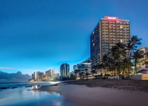The 525-room San Juan Marriott Resort & Stellaris Casino is one of the Condado area's most iconic and long-standing hotel properties.
