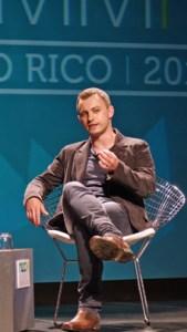 Paul Emerenko, head of Google's revolutionary Project ARA initiative. (Credit: Joe Colón)