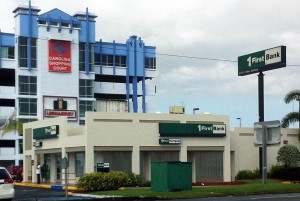 First BanCorp.'s is shedding some $200 million in non-performing loans. (Credit: © Mauricio Pascual)