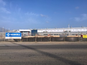 Lufthansa Technik Puerto Rico's maintenance, repair and overhaul project in Aguadilla is near completion.