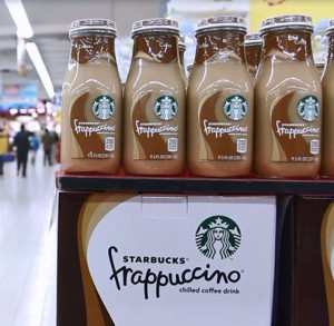 Starbucks and PepsiCo sign agreement to bring Starbucks ready-to-drink coffee beverages to Latin American markets in 2016. (Photo: Business Wire)