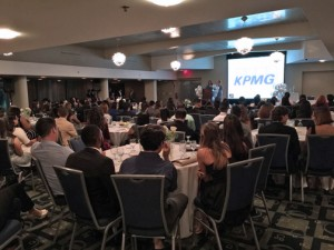 Some 200 students participated in the initiation event that took place at the Caparra Country Club in Guaynabo.