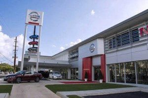 The new Nissan Autocentro new Nissan dealership in San Juan, spans 39,000 square feet and will create 50 jobs.
