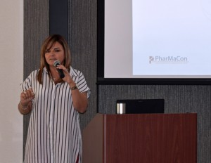 PharMaCon President and Founder Ivelisse Casillas.