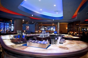 Blue Martini San Juan is a state-of-the-art upscale lounge, boasting 6,000 square feet of entertainment space.