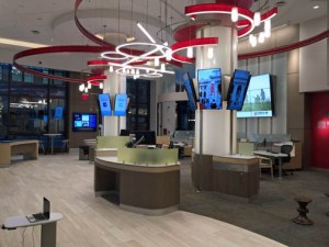 Popular Community Bank is rolling out technology-based branches in Florida, like the one unveiled in New York last year.
