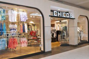 The new Chico's store in Plaza del Caribe will occupy 3,275 square feet.