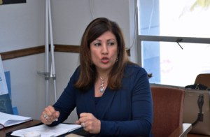 SBA District Director Yvette T. Collazo