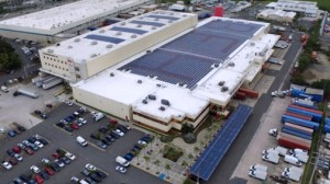 The project consisted of the installation of 4,160 solar panels on the roof of its central warehouse at the Luchetti Industrial Park in Bayamón.