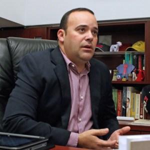 Popular Democratic Party Rep. César Hernández-Alfonzo.