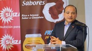 Francisco Pérez-Corujo, president of Suiza Dairy.