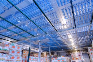 The patented systems store energy at night for subsequent day use, allowing refrigeration to run less frequently.