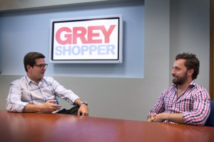 From left: Carlos Laureano, VP managing director for GREY Puerto Rico and Sean Graham, Shopper Marketing Business Director for GREY.