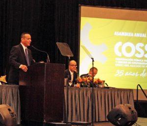 COSSEC Executive President Sergio Ortiz-Quiñones.