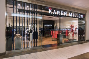 One of the new stores at Plaza Las Américas mall as of September 2016 is Karen Millen.