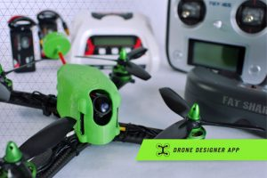 2.Escape the box with this ready-to-fly drone racer kit assembled in Puerto Rico.