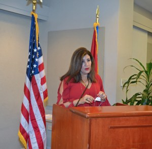 SBA District Director Yvette T. Collazo.