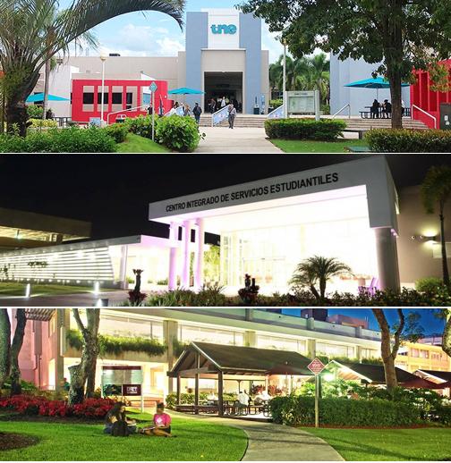 Universidad Del Este >> Ana G Mendez University System Rebranding Streamlining