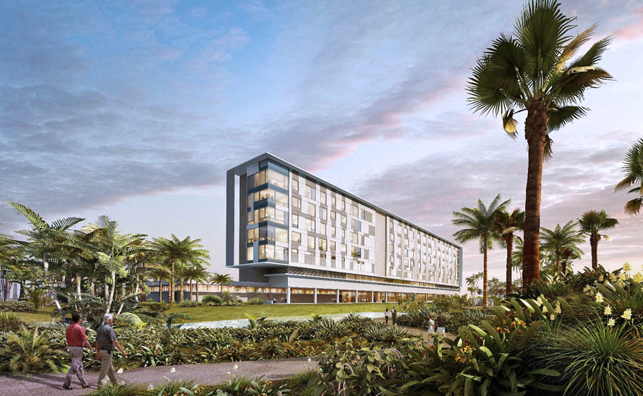 Construction of $107M Dorado Beach Health hospital underway