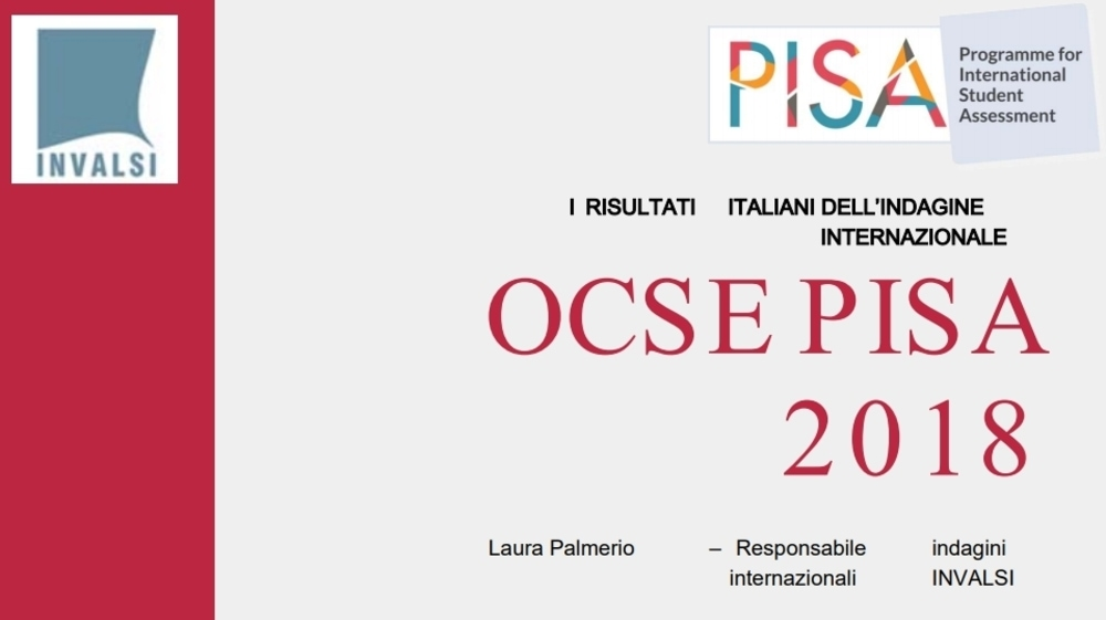 Rapporto Ocse-Pisa 2018, gli studenti italiani hanno seri problemi nella lettura
