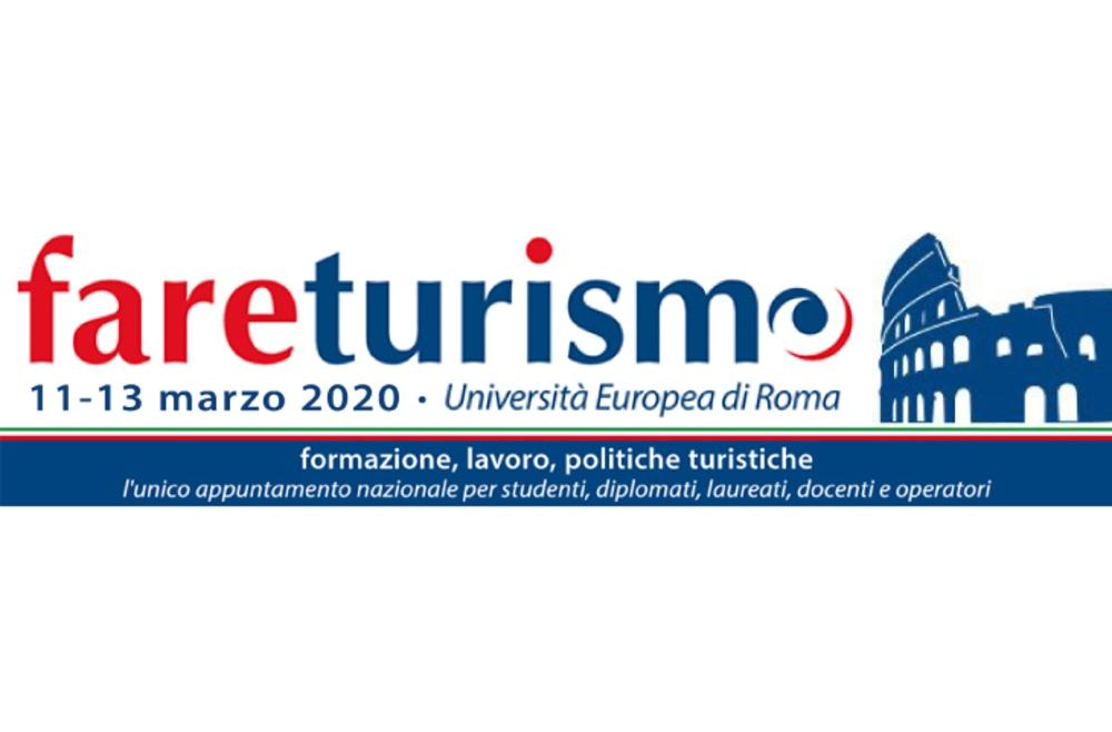 Fare turismo a Roma 2020: 11/13 marzo, Università Europea