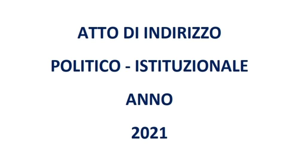 Atto di indirizzo 2021: gli obiettivi principali del Ministero dell'Istruzione