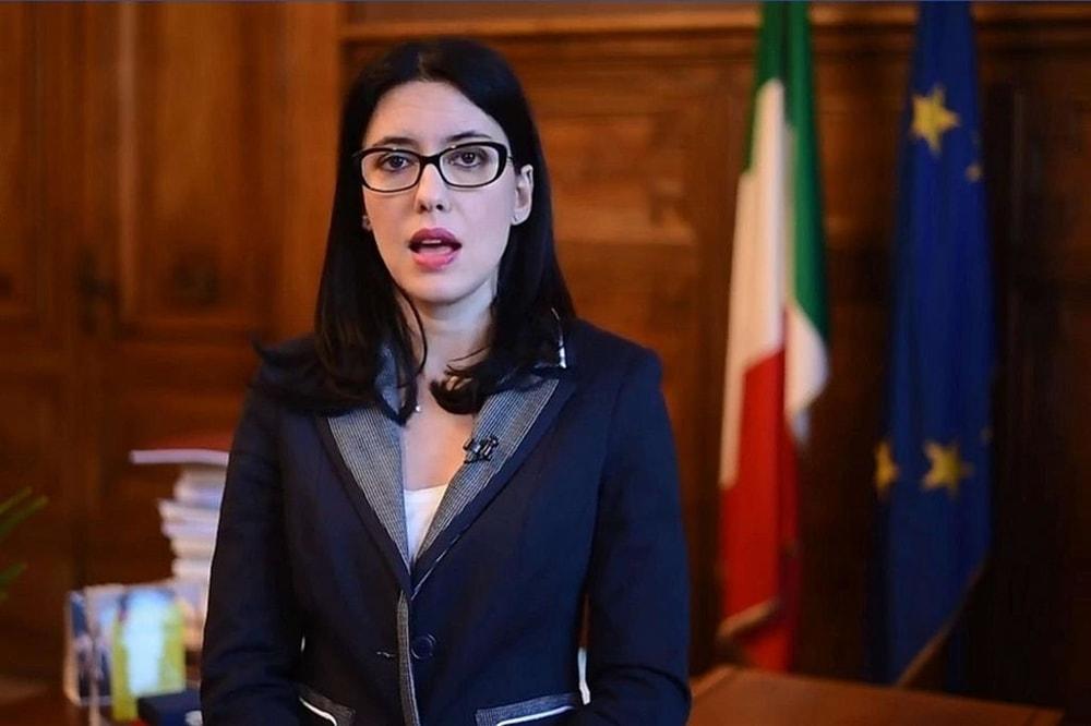 Lucia Azzolina alla riunione dei ministri dell'Istruzione dell'Unione Europea