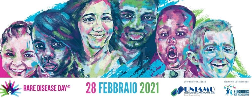 Giornata Mondiale delle Malattie Rare 2021: Domenica 28 Febbraio
