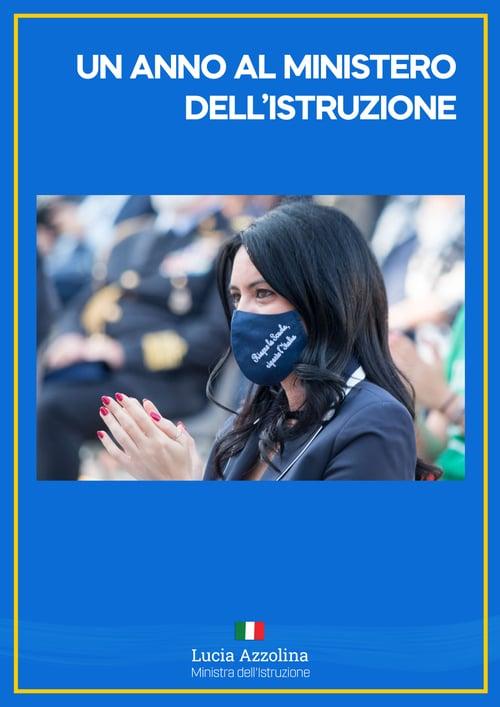 Iniziative Lucia Azzolina da ministro