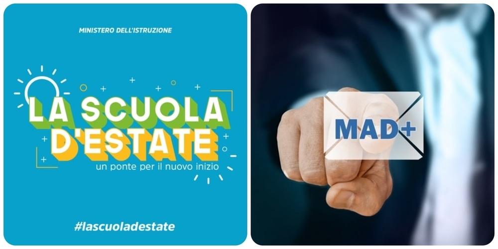 Scuola in Estate 2021: possibili convocazioni di docenti e ATA tramite MAD