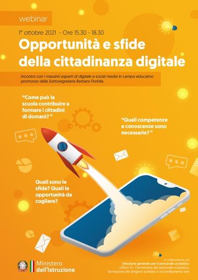 Webinar Opportunità Digitale 1 Ottobre