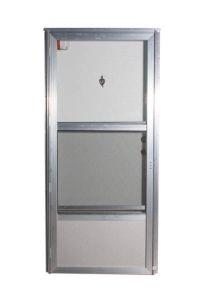 Alum K-V Combo Door