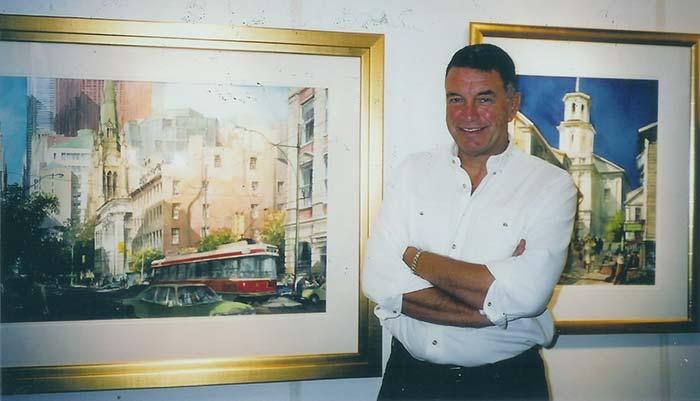 2001 – The O'Connor Gallery Booth, Toronto International Art Fair