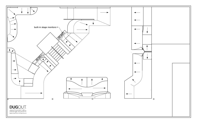 Volcom Hq Skatepark A 3d Playground For Your Ideas