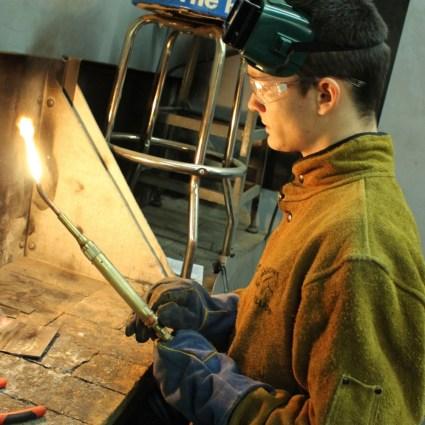 welding slider
