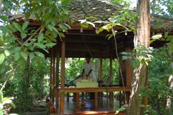 Tropical Villas, Beruwela, Sri Lanka - Pavilion
