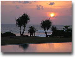 Lighthouse Hotel Galle Sri Lanka - Sunset